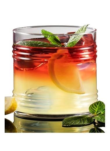 Paşabahçe Tın Can Su Bardağı Renkli
